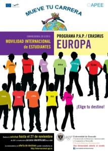 España, destino favorito para los Erasmus
