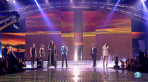 """Semifinal de """"La Voz"""""""